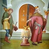 الفريسي والعشار