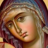 """الهيكل الحيّ لله (حول خدمة المديح الذي لا يُجلس فيه) """"يا والدة الإله، انبما ك هيكل حيٌ لله، نمدحك مرتلين هكذا: افرحي يا خيمة للإله الكلمة، افرحي يا قدّيسة أفضل من قدس الأقداس"""""""