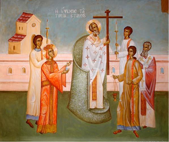 عيد ارتفاع الصليب