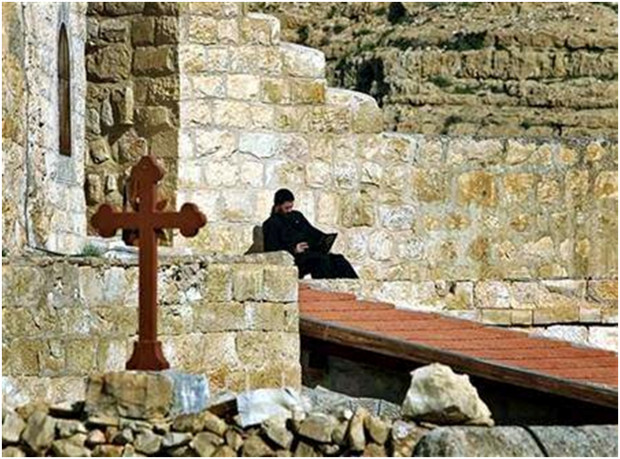 الصمت للقديس إسحق السريانيّ