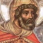القدّيس الشهيد لونجينوس قائد المئة ورفقته