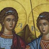 عظة غروب عيد رؤساء الملائكة