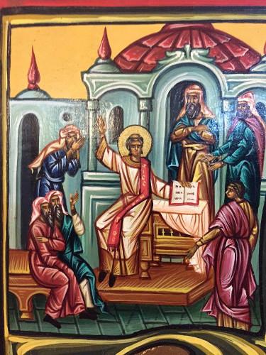القديس استفانوس أول الشهداء
