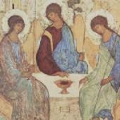 التعليم الآبائي عن سر الثالوث