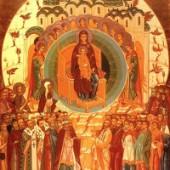 عيد جامع لوالدة الإله الفائقة القداسة: