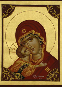 """كيف تدعو الكنيسة الأرثوذكسية العذراء مريم """"أم الله"""" أو """"والدة الإله""""؟ - رد على رفضهم للقب والدة الإله"""