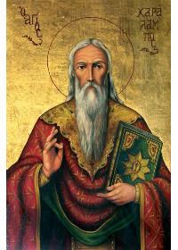 القديس الشهيد في الكهنة خرالمبوس