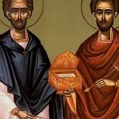 عجائب القديسين كيروس ويوحنا(5)