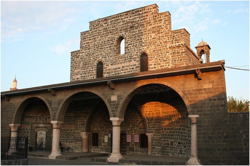 مصادرة 6 كنائس من قبل حكومة أردوغان