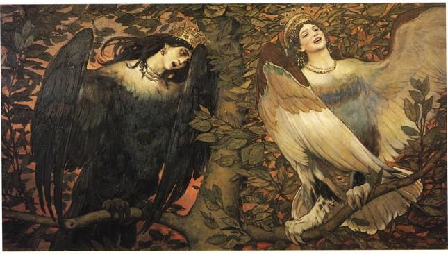 الطبيعة الإلهية لا يمكن أن تشترك مع الشر.  سفر نشيد الأنشاد