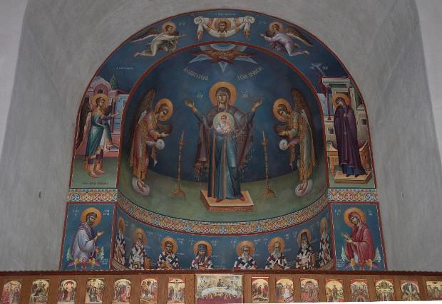 القديس البار ثيموثاوسالكاخشتي الصانع العجائب (+872 م)