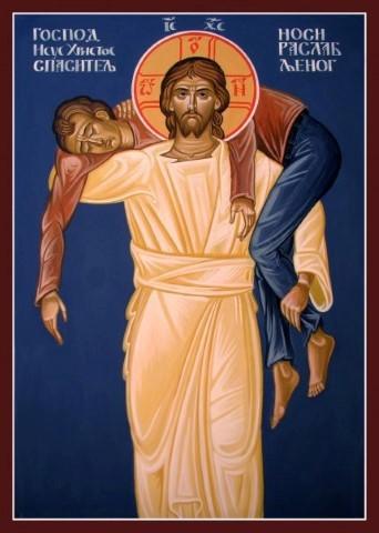 عن محبة المسيح
