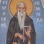 القديس أفروسينوس البار