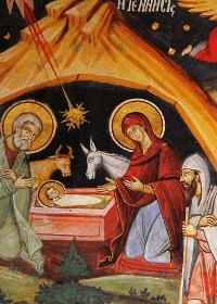عيد ميلاد ربنا والهنا ومخلصنا يسوع المسيح
