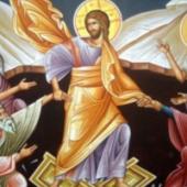 """رسالة الفصحفرحُ القيامة""""لأنَّه بالصليب قد أتى الفرح لكلّ العالم"""""""