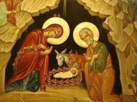 عيد ميلادِ إلهِنا ومخلِّصِنا يسوع المسيح!!.
