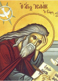 في الرجاء والتواضع للقديس إسحق السرياني