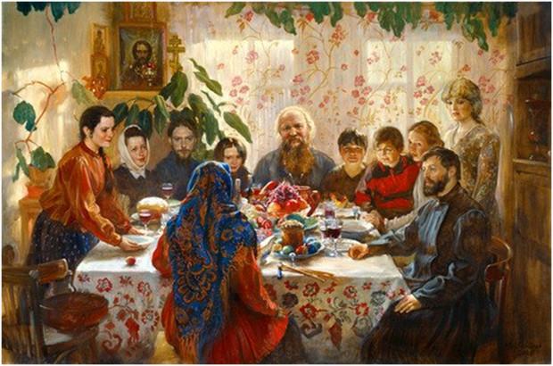 العالم الأرثوذكسي والاحتفالات