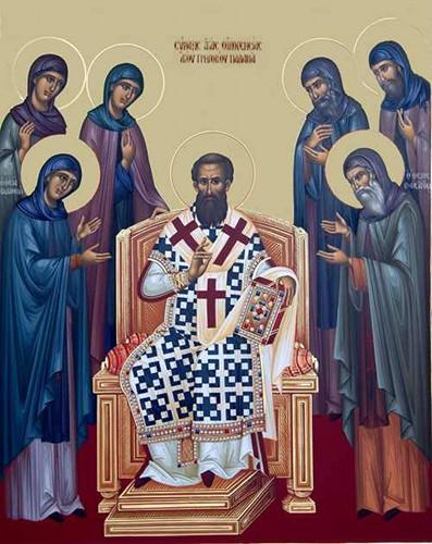 القديس غريغوريوس بالاماس وتقليد الآباء