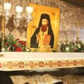 إعلان قداسة البار يوحنا الخوزيفي الجديد في دير الخوزيفي في وادي قلط
