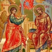 البشارة – المطران يروثيوس فلاخوس