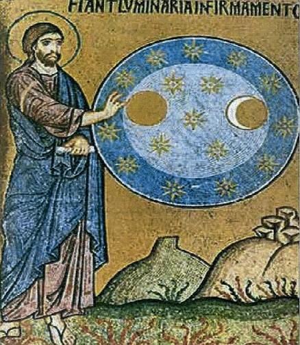 القديس باسيليوس الكبير والتفسير المجازي للتكوين
