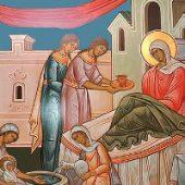 ميلاد والدة الإله