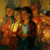 الأطفال والصلاة