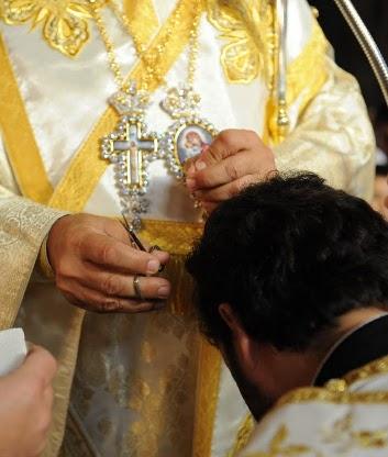 الكهنوت في زمن الآلام