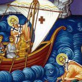القديس نيقولاوس يعلّمنا اليوم