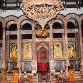 تذكار أبينا البار استفانوس سراج القسطنطينية الجديد (+912م)
