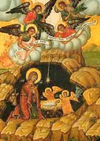 في الولادةِ الموتُ!!... وعلى الصّليبِ القيامةُ!!...