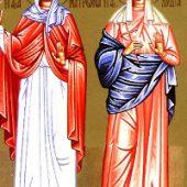 القديسة الشهيدة مطرونا