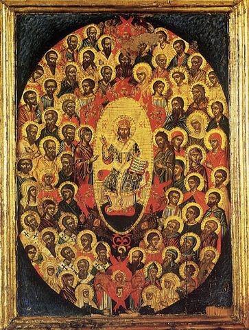 """الأحد الأوّلُ بعدَ العنصرةِ أحدُ جميعِ الّذين قالوا """"نعم"""" للمسيح!!..."""