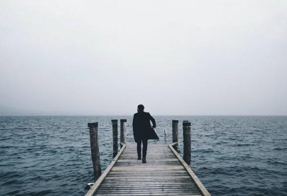 الإنسان والخوف