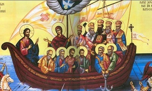 سفينتا العمرِ... مع يسوع!!...